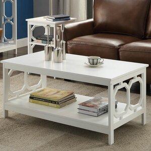 Ardenvor Coffee Table by Beachcrest Home