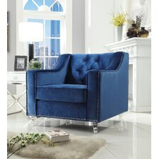 Leonardo Tufted Armchair by Inspired Home Co.