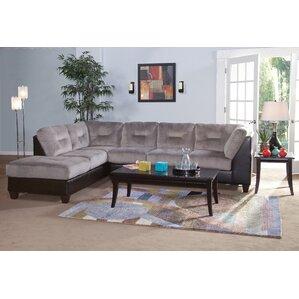 Serta Upholstery Scarlett Sectional  sc 1 st  Wayfair : serta upholstery sectional - Sectionals, Sofas & Couches