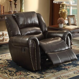 Caffey Power Recliner by Darby Home Co