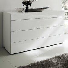 Start 3 Drawer Dresser by Rossetto USA