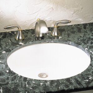 Oval Undermount Bathroom Sink Bathroom Ideas Brushed Nickel
