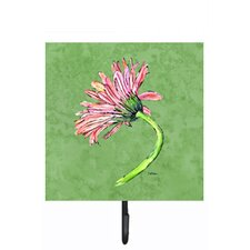 Gerber Daisy Wall Hook by Caroline's Treasures
