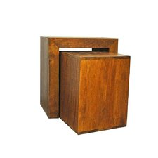 2 Piece Nesting Tables by Y Decor