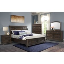 Beadling Panel 8 Piece Bedroom Set by Darby Home Co