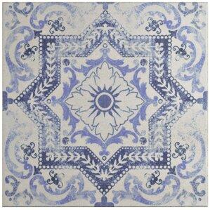 White Amp Cream Floor Tile You Ll Love Wayfair
