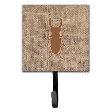 Beetle Leash Holder and Key Hook by Caroline's Treasures