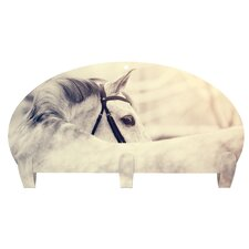 White Horse 3 Hook Coat Rack by Next Innovations