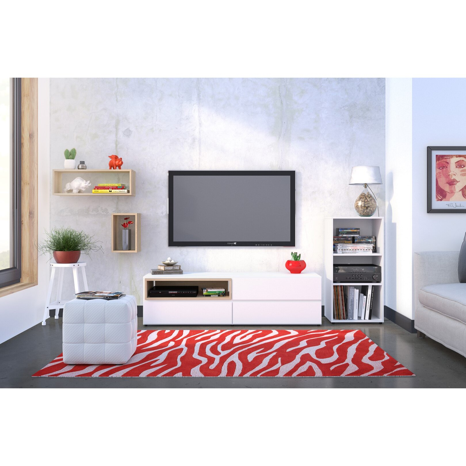 Zipcode design chelsey living room set reviews for Wg r living room sets