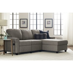 Copenhagen Sectional by Serta at Home