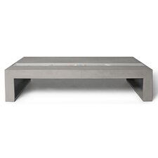 Zen Rectangular Coffee Table by Lyon Beton