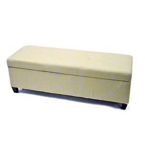 Donahue Upholstered Storage Ottoman by Red Barrel Studio