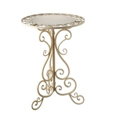 Ashburn End Table by Bungalow Rose