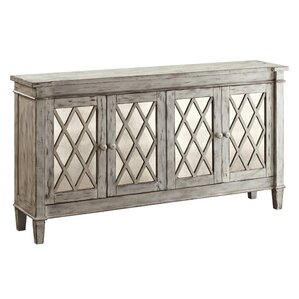 Lucienne Mirrored Sideboard