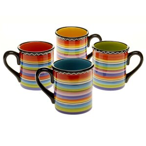 Tristian 18 oz. Mug (Set of 4)