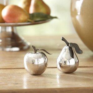 Harvest Salt & Pepper Shakers