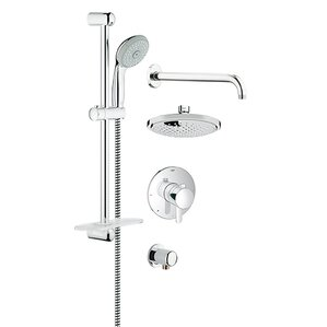 Wilfred Tub and Shower Faucet