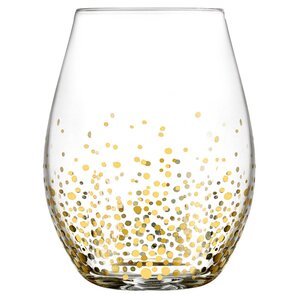Calista Stemless Wine Glass (Set of 4)