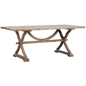Colette Reclaimed Wood Dining Table