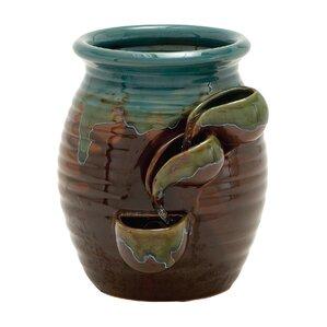 Halverson Ceramic Urn Fountain