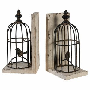Georgette Bookends (Set of 2)