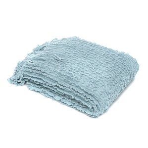Malibu Ruffled Throw Blanket