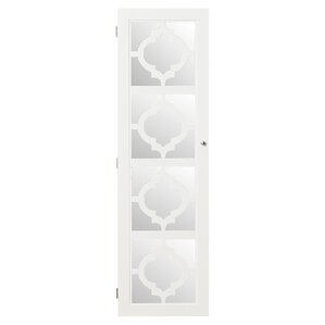 Riley Wall-Mount Jewelry Armoire