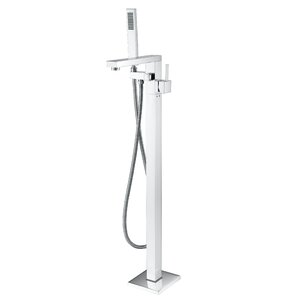 Wallenstein Tub and Shower Faucet with Single Handle