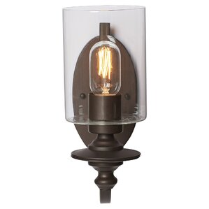 Lakemoore 1-Light Wall Fixture