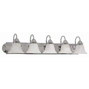Lewry 5-Light Vanity Light