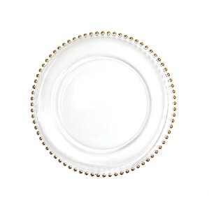Hillary Charger Plate (Set of 4)