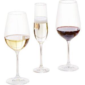 Mia Wine Glass Set