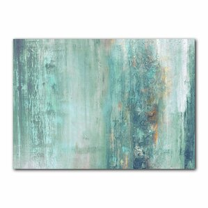 Abstract Spa Canvas Print