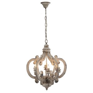 Lammers 6-Light Candle-Style Chandelier