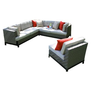4-Piece Camille Patio Seating Group