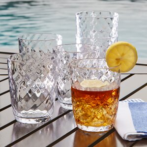 Azura Double Old-Fashioned Glass (Set of 6)
