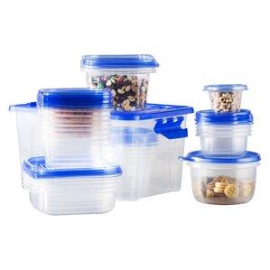 54-Piece Food Storage Set