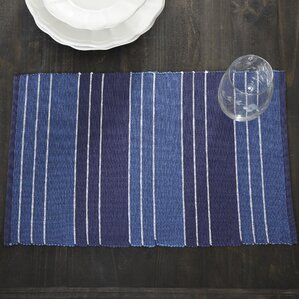Harmon Striped Placemat (Set of 6)