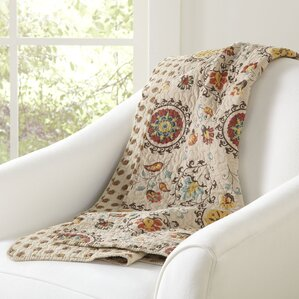 Andorra Quilted Throw