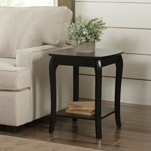 Alberta Square Side Table
