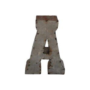 Letter Block Decor
