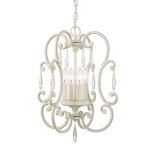 Melynda 4-Light Mini Chandelier