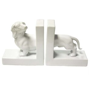 Dachshund Bookends (Set of 2)