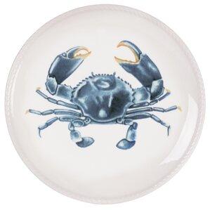 """Glynn 8.5"""" Crab Plate"""