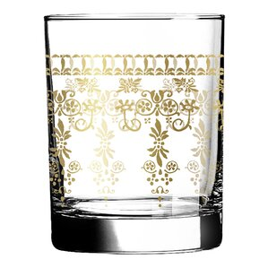 Marrakech Old Fashioned Glass (Set of 4)