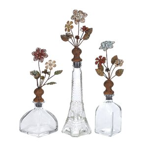 3-Piece Hillarie Bottle Set