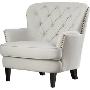 Sanna Tufted Arm Chair