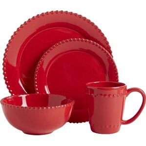 16-Piece Laurel Dinnerware Set