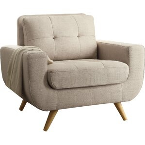 Eleanor Tufted Arm Chair