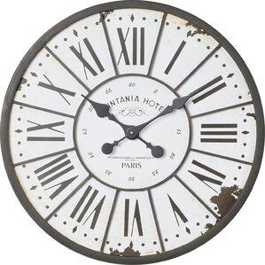 Sonja Round Oversized Wall Clock